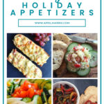 Easy Holiday Appetizers Recipes and Ideas