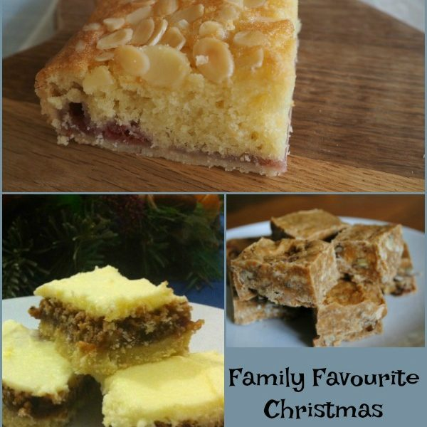 Family Favourite Christmas Squares Recipes - tried and tested recipes from 3 generations of my family. Recipes your family will love.