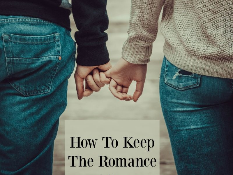 Keeping the romance alive in your relationship or marriage is much easier than you might think with these easy hints and tips.