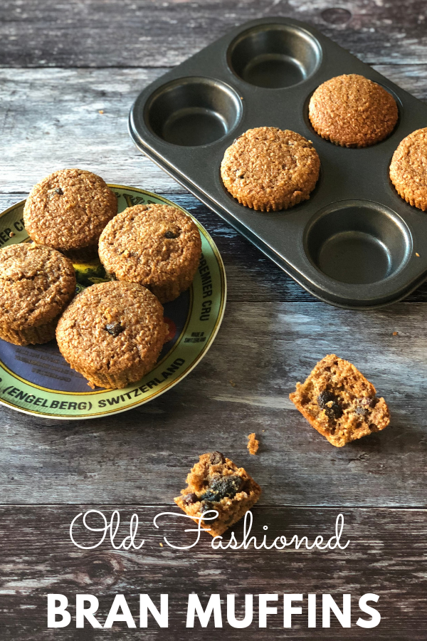 If you love a healthy muffin, you will love this delicious vintage family recipe for wholesome, sweetly spiced, raisin-studded Bran Muffins.
