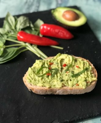 Bored with ordinary Avocado Toast? You will love my Best Avocado Toast Recipe. Lightly spiced and full of fresh flavours, this is Avocado Toast the whole family will enjoy!