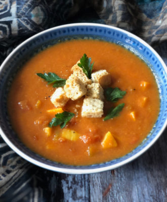 Best Vegetarian Mulligatawny Soup