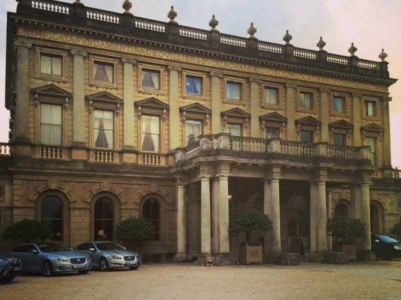 A Visit to Cliveden House Hotel, where Meghan Markle will stay the night before her wedding to HRH Prince Harry