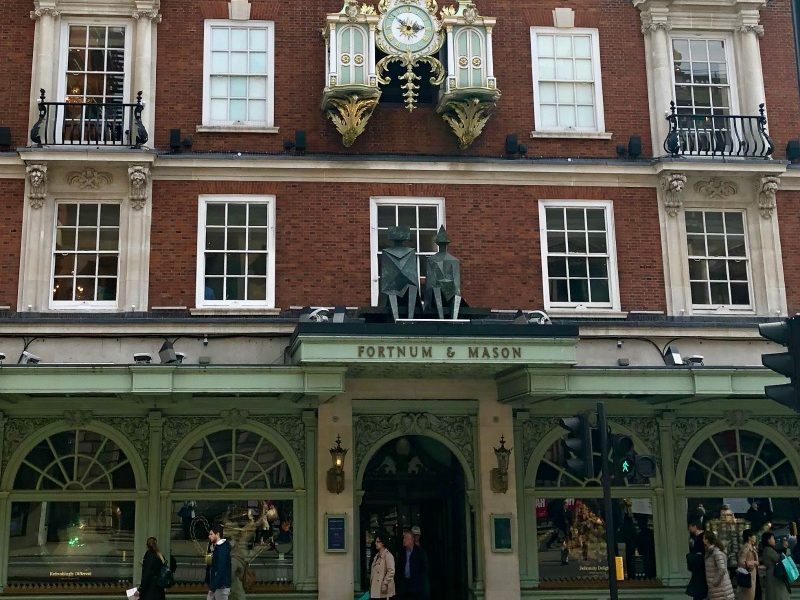 Behind the Scenes at Fortnum and Mason, Britain's most iconic department store. Don't miss this amazing place on your next visit to London.
