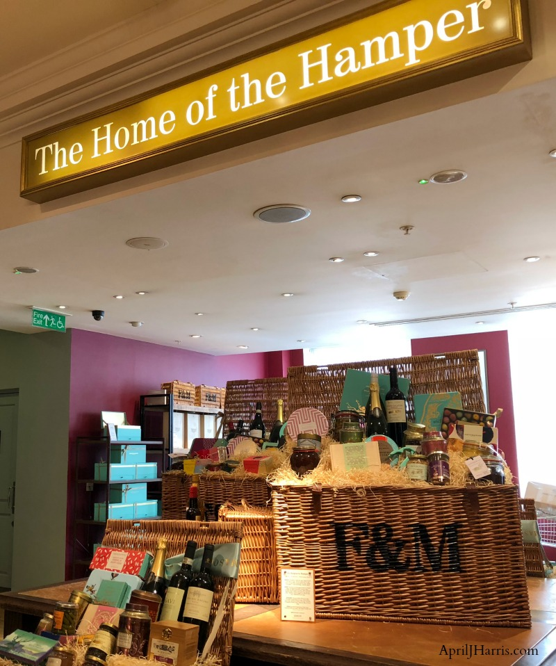 Behind the Scenes at Fortnum and Mason, Britain's most iconic department store.