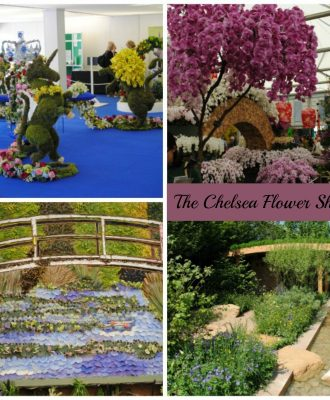 The RHS Chelsea Flower Show - Britain's most iconic flower show
