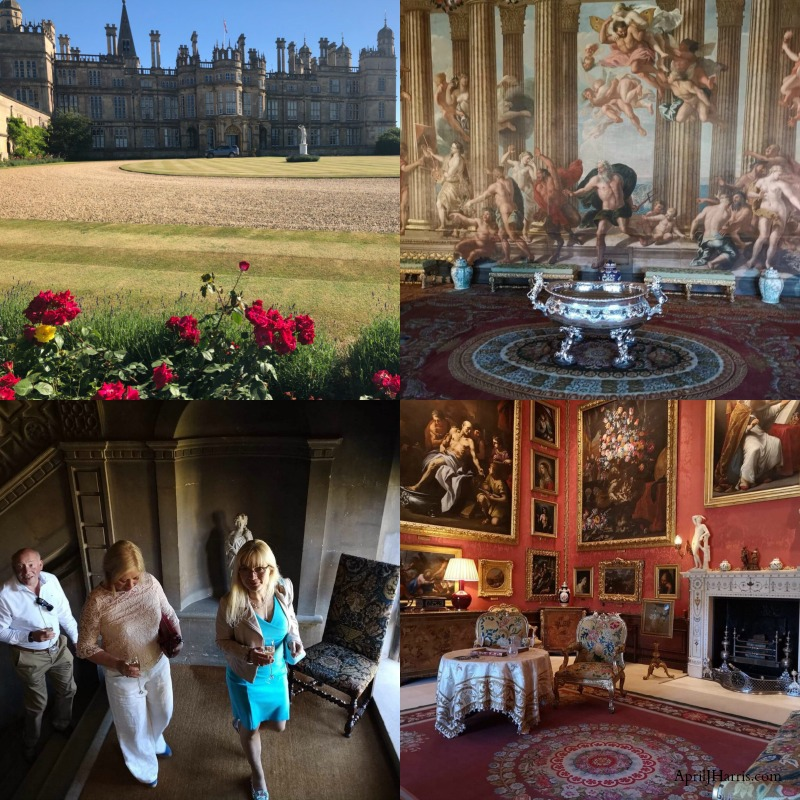 Great Things to Do in July at The Hearth and Soul Link Party - an evening at Burghley House