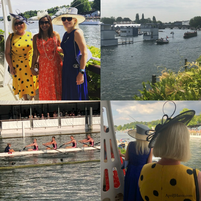 Sharing The Henley Royal Regatta at The Hearth and Soul Link Party. Join us and share blog posts about anything that feeds the soul.