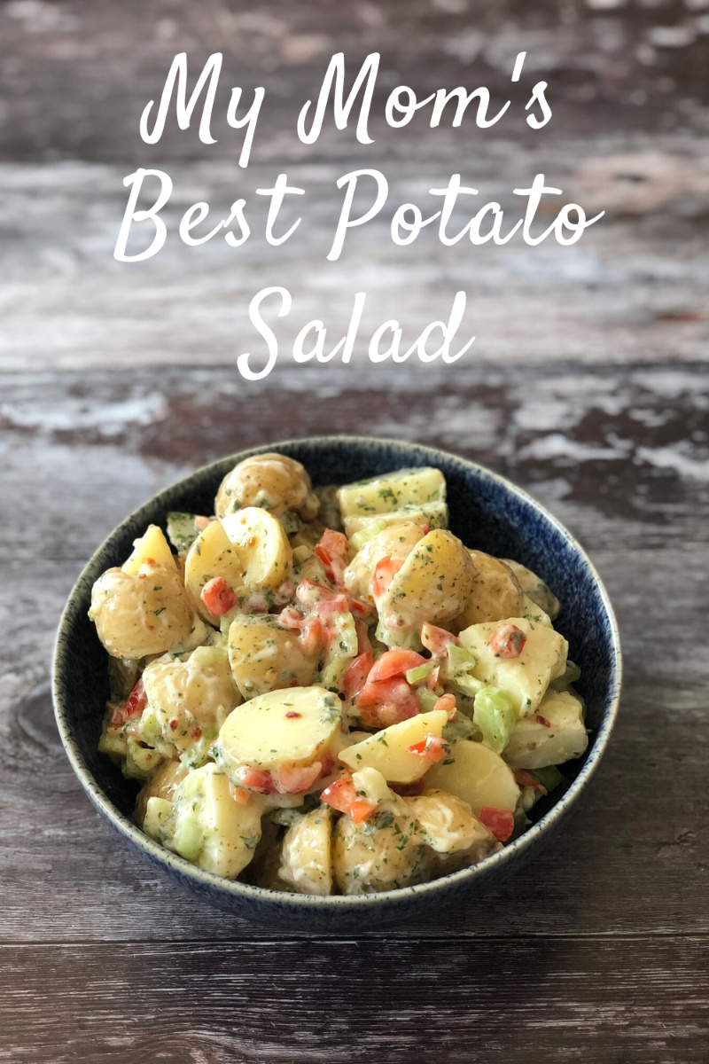 My Mom's Potato Salad Recipe
