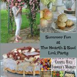 Summer Fun at the Hearth and Soul Link Party, the friendly link party where blog posts about anything that feeds the soul are welcome!