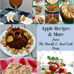 The Hearth and Soul Link Party featuring Apple Recipes and More! We welcome all family friendly blog posts about anything that feeds the soul!