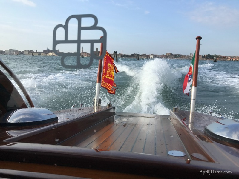 Beest Things To Do in Venice - arriving by private water tax