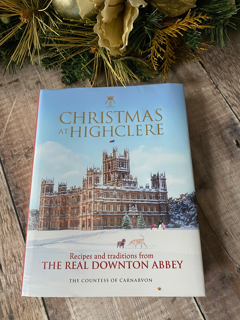 An Evening at Highclere - Christmas at Highclere book