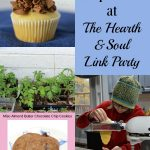 The Hearth and Soul Link Party is back and we've got lots of inspiration to help you make it a great one! Join us for great recipes, ideas and more, and please share your blog posts too!