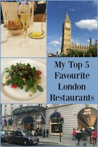 Looking for the best dining experience in London? My top 5 London restaurants offer something for everyone, and showcase the best of modern British dining.