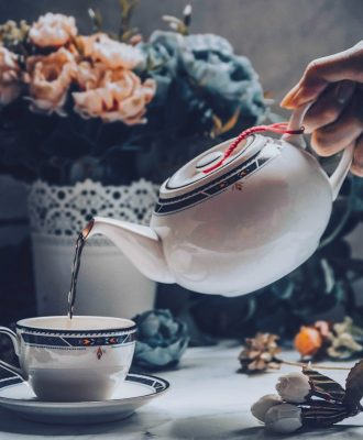 What is a British Afternoon Tea really? Between cream tea, high tea, just afternoon tea, and just plain tea, it's very confusing! Get the lowdown here!