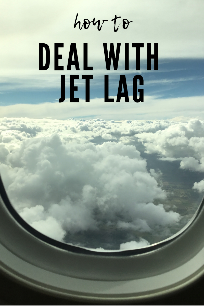 Dealing with jet lag can be a real struggle, but I've got hints and tips to help make it much less painful.