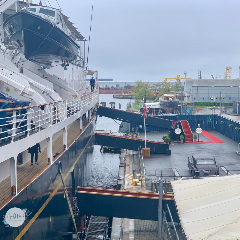 Step back in time and get a glimpse of Royal history by visiting the Royal Yacht Britannia. This beautiful and imposing ship is now permanently moored in Edinburgh and is open to the public.