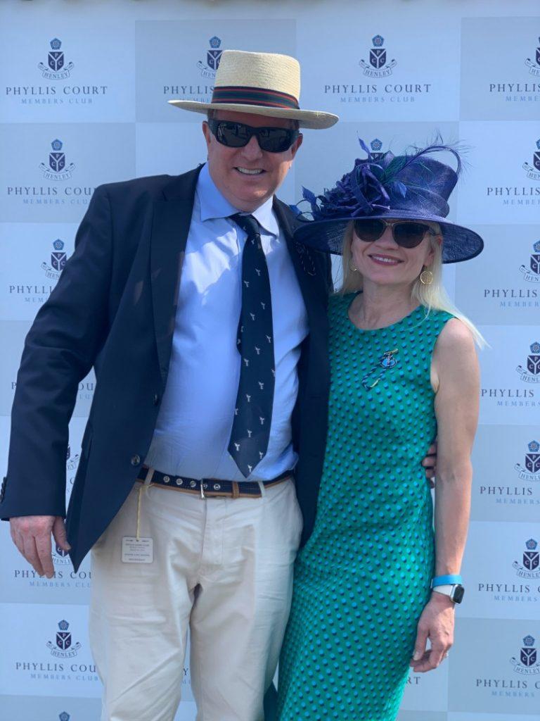 Making Summer Memories at The Henley Royal Regatta