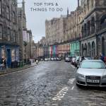 I'm sharing my favourite places to explore, eat and indulge during a weekend in Edinburgh, the perfect place for a short city break.