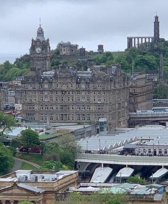 A Weekend in Edinburgh - Top Tips for a Wonderful Visit
