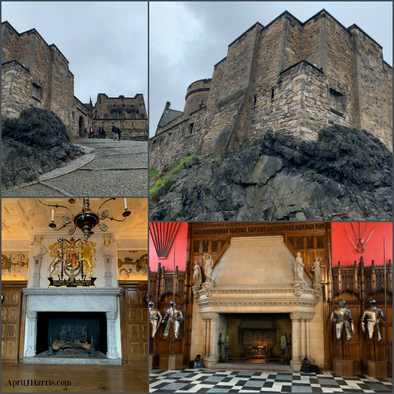 A Weekend in Edinburgh -the perfect place for a short city break.