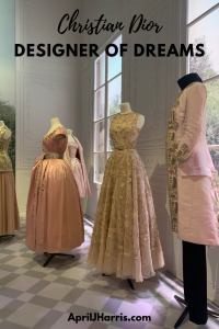 Don't miss this peek at the breathtaking Christian Dior Designer of Dreams exhibit, which ran at the Victoria and Albert Museum earlier this year.