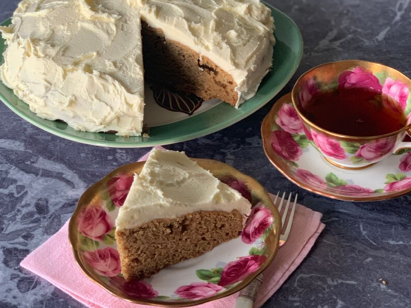 Gluten Free Old Fashioned Spice Cake