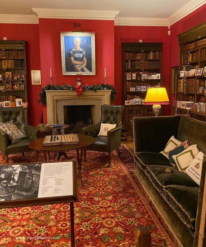 Library at Beaulieu