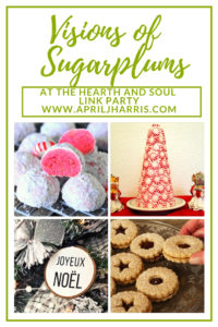 Visions of Sugarplums at the Hearth and Soul Link Party