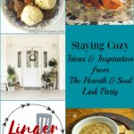 Staying Cozy at The Hearth and Soul Link Party
