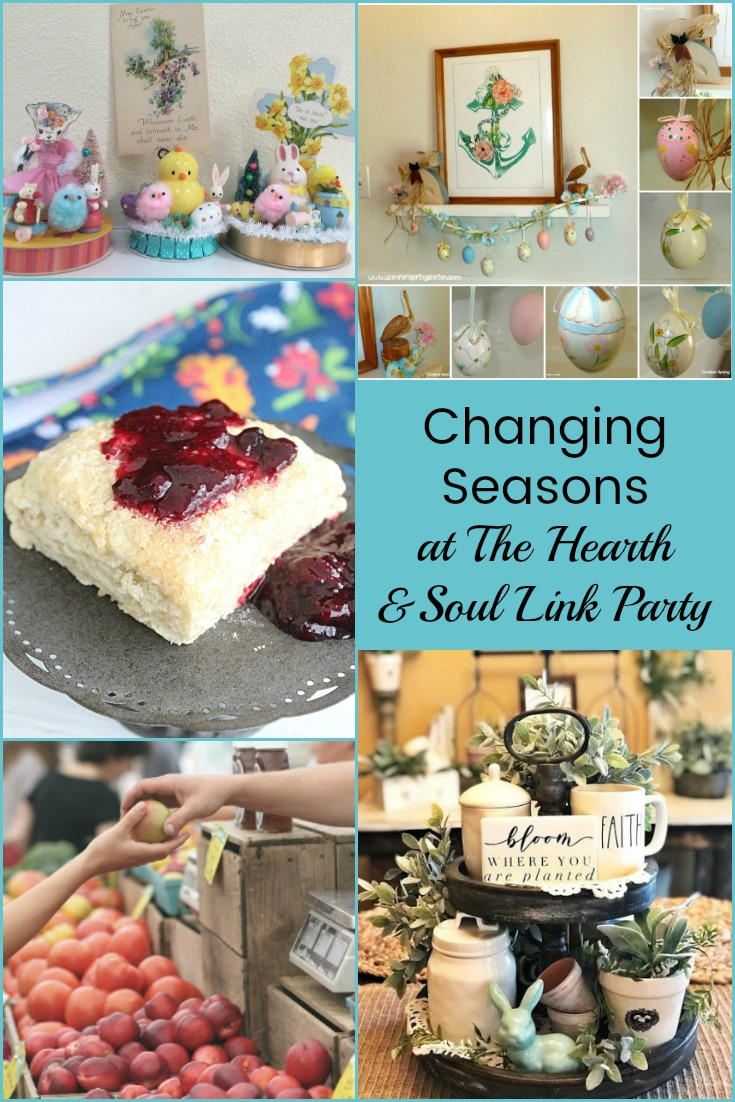 Changing Seasons at the Hearth and Soul Link Party