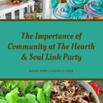 The Importance of Community at the Hearth and Soul Link Party