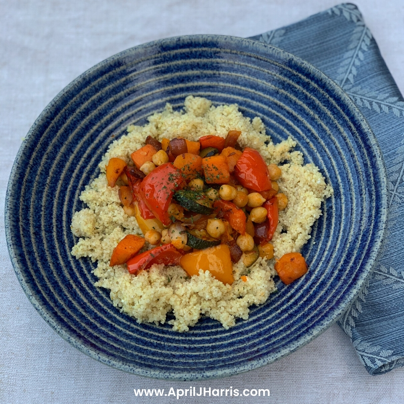 Mediterranean Vegetable Tagine