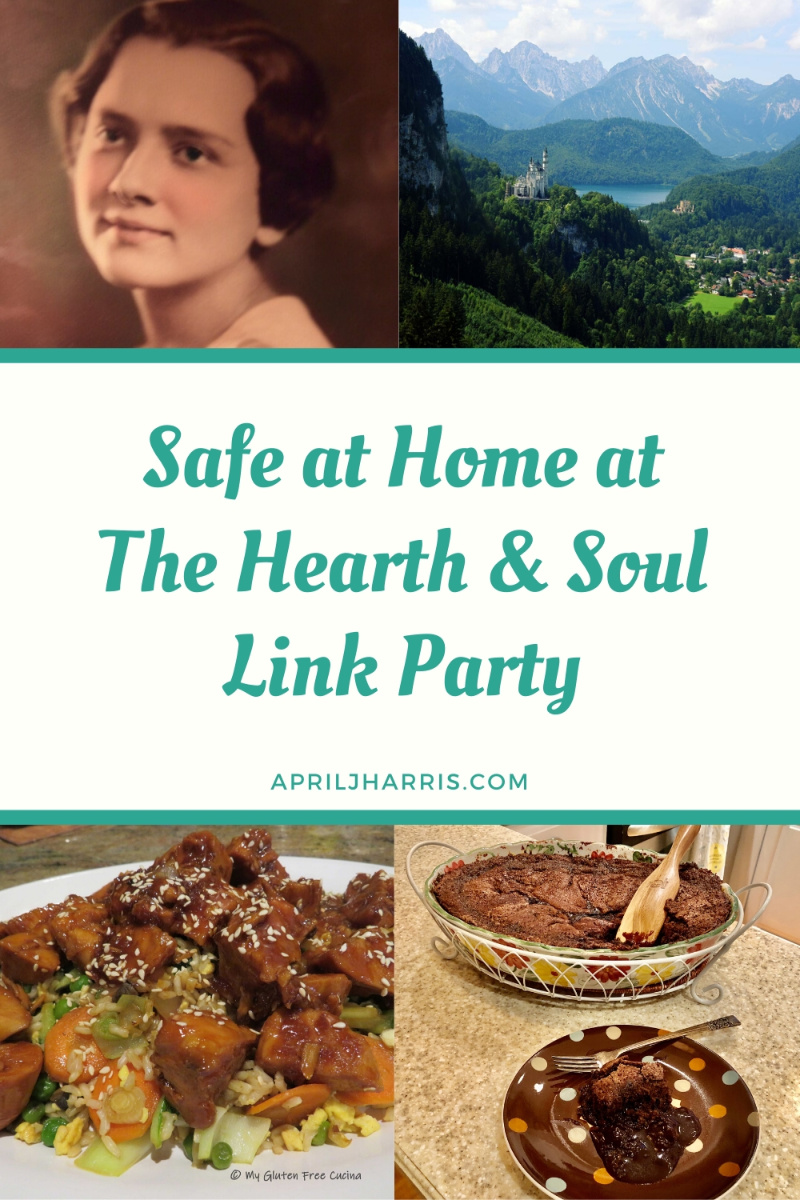 Safe at Home at the Hearth and Soul Link Party featured posts