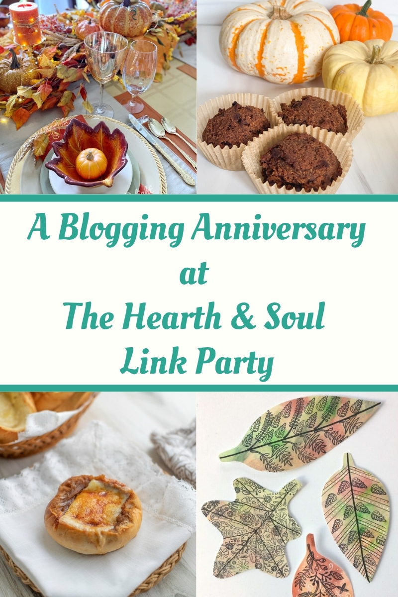 A Blogging Anniversary - Featured posts