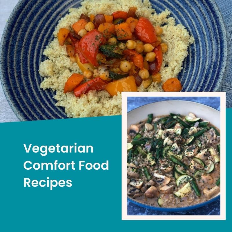 Vegetarian Comfort Food Recipes
