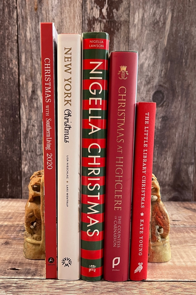 5 of My Favourite Christmas Cookbooks