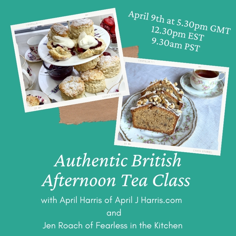 how to make British Afternoon Tea