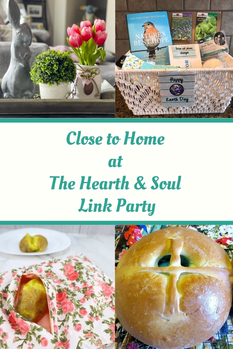 Close to Home at the Hearth and Soul Link Party featured posts