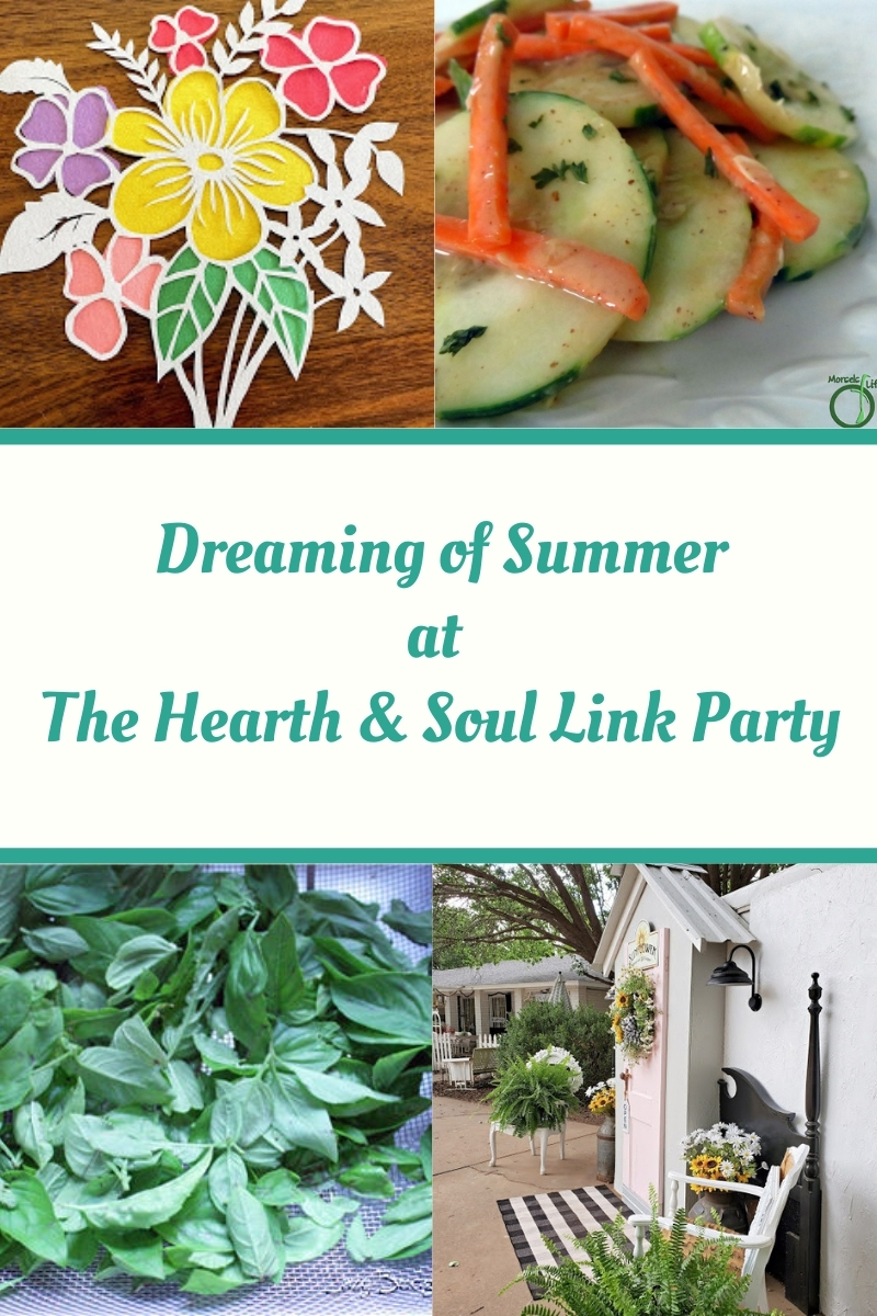 Dreaming of Summer featured posts