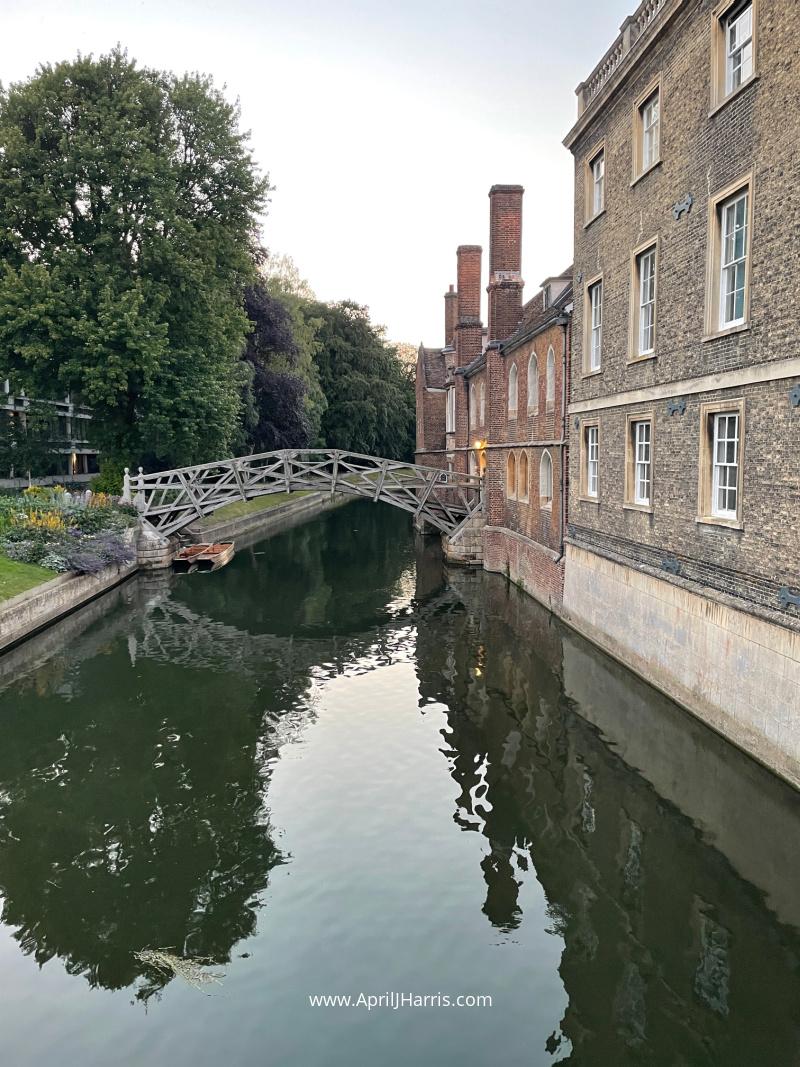 Mathematical Bridge Queens College Cambridge