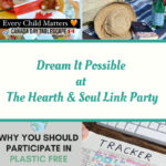 Dream It Possible Featured posts at the Hearth and Soul Link Party